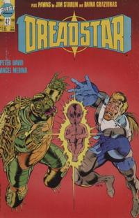 Cover Thumbnail for Dreadstar (First, 1986 series) #42