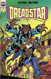 Cover Thumbnail for Dreadstar (First, 1986 series) #43