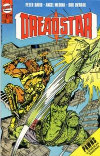 Cover Thumbnail for Dreadstar (First, 1986 series) #47