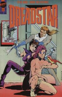 Cover Thumbnail for Dreadstar (First, 1986 series) #51