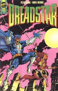 Cover Thumbnail for Dreadstar (First, 1986 series) #56
