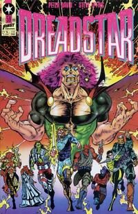 Cover Thumbnail for Dreadstar (First, 1986 series) #59