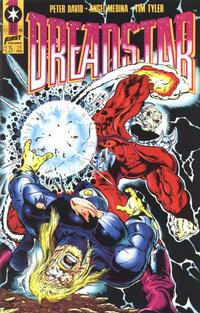 Cover Thumbnail for Dreadstar (First, 1986 series) #61