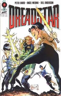 Cover Thumbnail for Dreadstar (First, 1986 series) #64