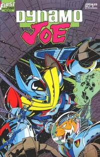 Cover Thumbnail for Dynamo Joe (First, 1986 series) #2