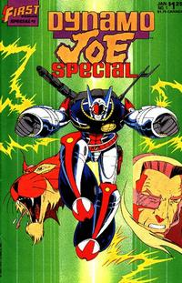 Cover Thumbnail for Dynamo Joe Special (First, 1987 series) #1