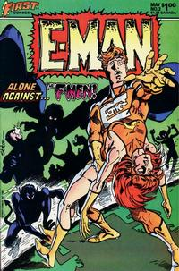 Cover Thumbnail for E-Man (First, 1983 series) #2