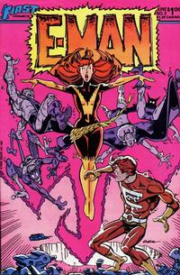Cover Thumbnail for E-Man (First, 1983 series) #3
