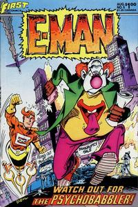 Cover Thumbnail for E-Man (First, 1983 series) #5