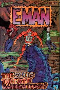 Cover Thumbnail for E-Man (First, 1983 series) #11