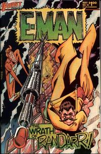 Cover Thumbnail for E-Man (First, 1983 series) #14