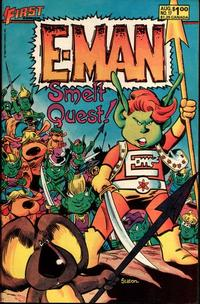 Cover Thumbnail for E-Man (First, 1983 series) #17