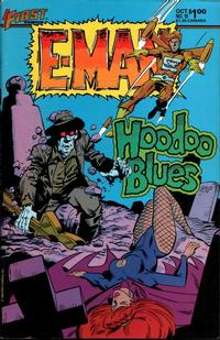 Cover Thumbnail for E-Man (First, 1983 series) #19