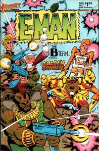 Cover Thumbnail for E-Man (First, 1983 series) #21