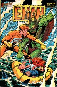 Cover Thumbnail for E-Man (First, 1983 series) #25