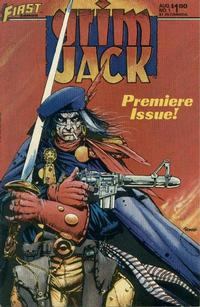 Cover Thumbnail for Grimjack (First, 1984 series) #1