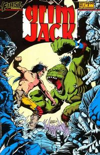 Cover Thumbnail for Grimjack (First, 1984 series) #2