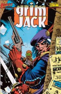 Cover Thumbnail for Grimjack (First, 1984 series) #3