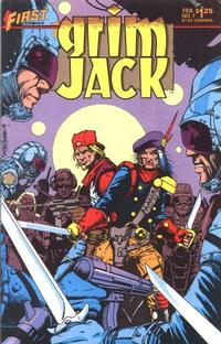 Cover for Grimjack (First, 1984 series) #7