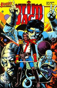 Cover Thumbnail for Grimjack (First, 1984 series) #8