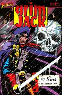 Cover Thumbnail for Grimjack (First, 1984 series) #9