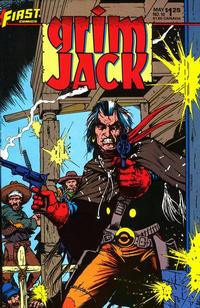 Cover Thumbnail for Grimjack (First, 1984 series) #10