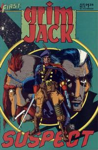 Cover Thumbnail for Grimjack (First, 1984 series) #13