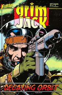 Cover Thumbnail for Grimjack (First, 1984 series) #14
