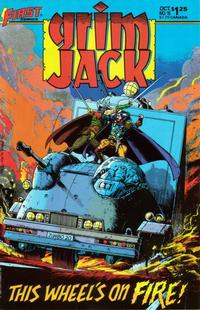 Cover Thumbnail for Grimjack (First, 1984 series) #15