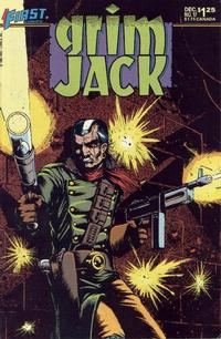 Cover Thumbnail for Grimjack (First, 1984 series) #17