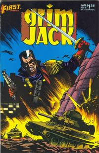 Cover Thumbnail for Grimjack (First, 1984 series) #18