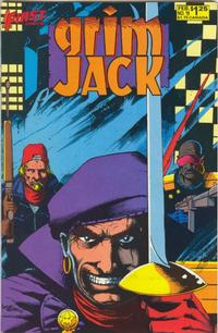Cover Thumbnail for Grimjack (First, 1984 series) #19