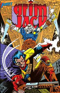Cover Thumbnail for Grimjack (First, 1984 series) #20