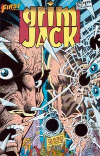 Cover Thumbnail for Grimjack (First, 1984 series) #21