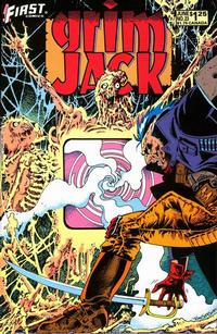 Cover Thumbnail for Grimjack (First, 1984 series) #23