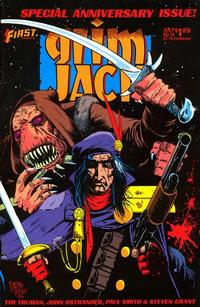Cover Thumbnail for Grimjack (First, 1984 series) #24