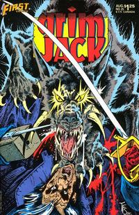 Cover Thumbnail for Grimjack (First, 1984 series) #25