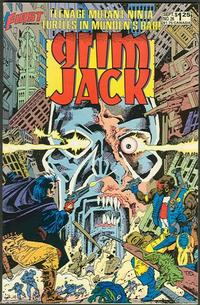 Cover Thumbnail for Grimjack (First, 1984 series) #26