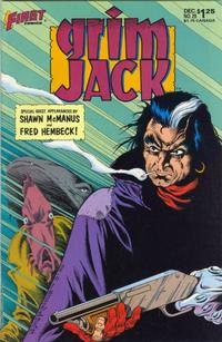 Cover Thumbnail for Grimjack (First, 1984 series) #29
