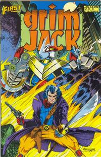 Cover Thumbnail for Grimjack (First, 1984 series) #30