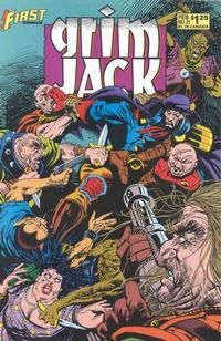 Cover Thumbnail for Grimjack (First, 1984 series) #31