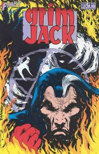 Cover Thumbnail for Grimjack (First, 1984 series) #34