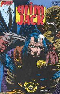 Cover Thumbnail for Grimjack (First, 1984 series) #35