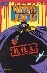 Cover Thumbnail for Grimjack (First, 1984 series) #36