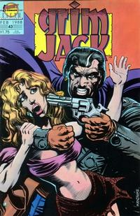 Cover Thumbnail for Grimjack (First, 1984 series) #43