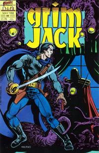 Cover Thumbnail for Grimjack (First, 1984 series) #46