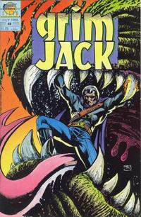 Cover Thumbnail for Grimjack (First, 1984 series) #48