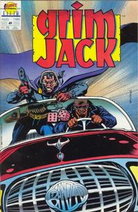 Cover Thumbnail for Grimjack (First, 1984 series) #49