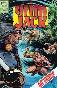 Cover Thumbnail for Grimjack (First, 1984 series) #50