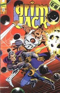 Cover Thumbnail for Grimjack (First, 1984 series) #52